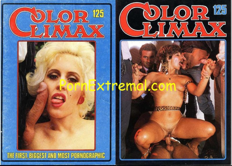 Color climax vintage erotic