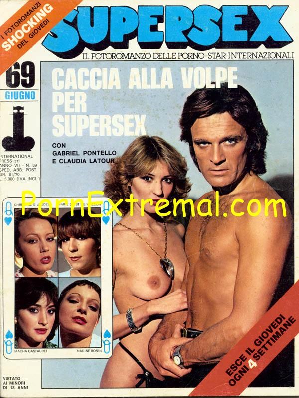 Magazine sex porn vintage