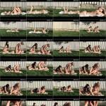 GABRIELLES SMOTHERING GIRLS – Green Strangling