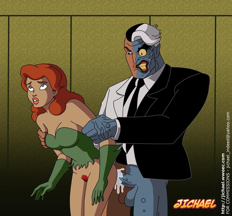 Ivy dc porn poison