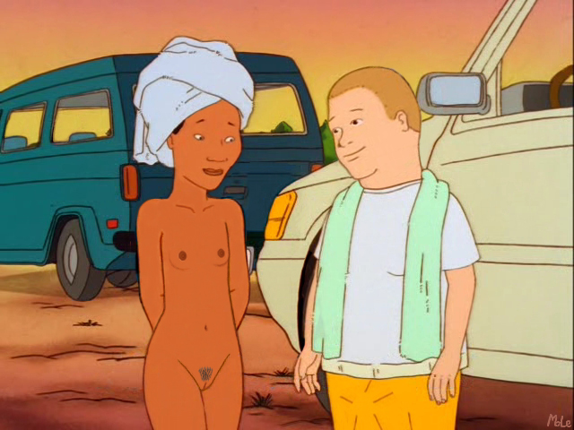 from Wade king of the hill nude connie