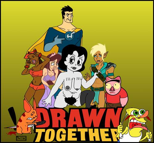 Together xandir porn drawn