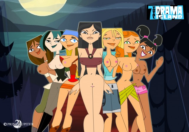 341167 - Bridgette Courtney Gwen Heather Izzy Katie Lindsay Prince_Jupiter Total_Drama_Island
