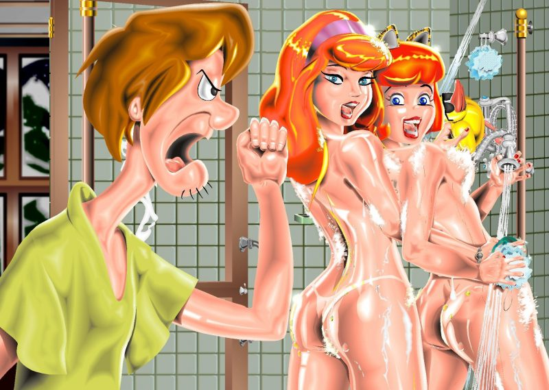 Doo fakes scooby nude