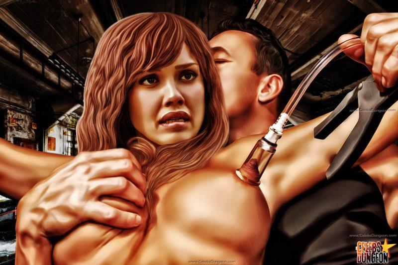 Jessica Alba Nude in Movie the Killer inside me  Pornhubcom
