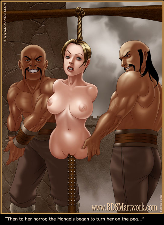 Bdsm slave girl stories