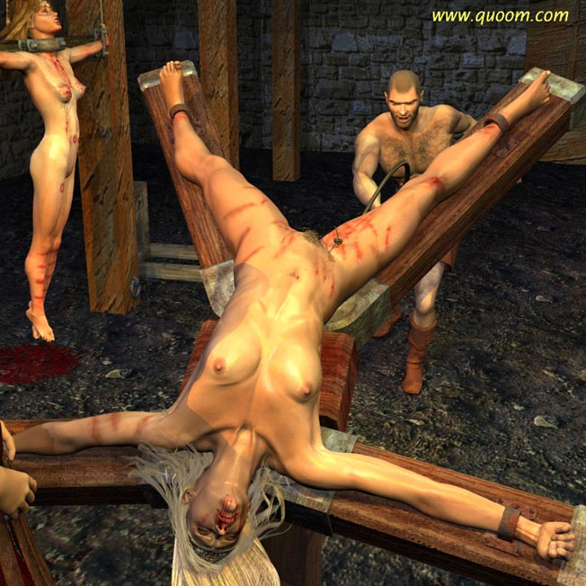 Gay capture torture slave