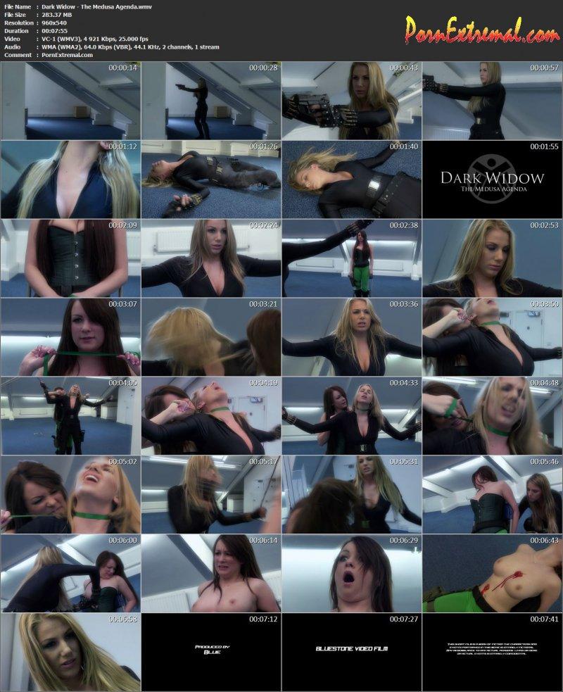BlueStoneSilkVideos - Dark Widow: The Medusa Agenda