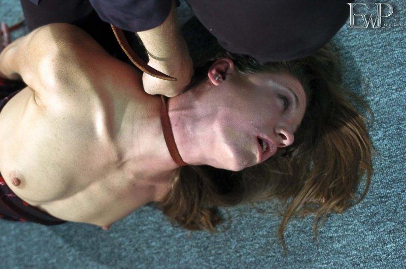 Noose hanging bondage
