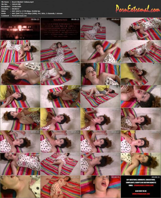 StrangleGirl(z) – Beach Blanket Tatiana