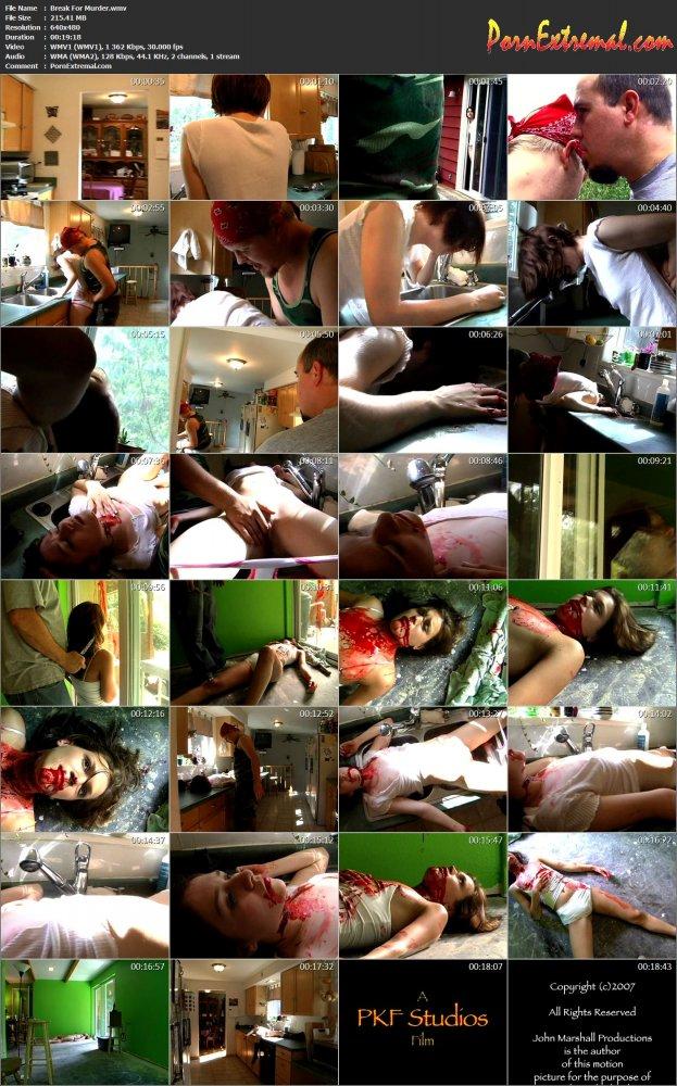 Peachy Keen Films – Break For Murder