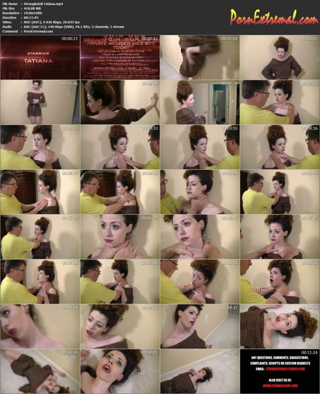 StrangleGirl(z) – Strangledoll Tatiana