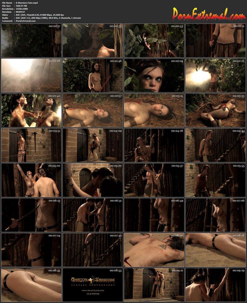 Amazon-Warriors - A Warriors Fate