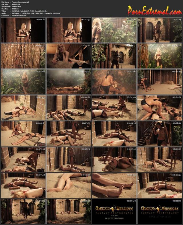 Amazon-Warriors – Poisoned Arrows