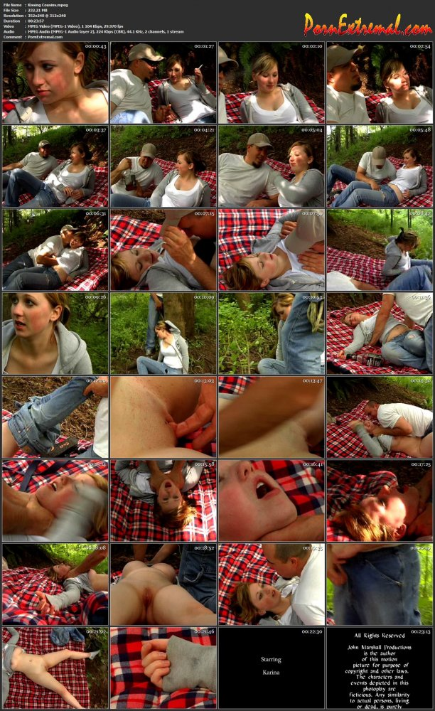 Peachy Keen Films – Kissing Cousins