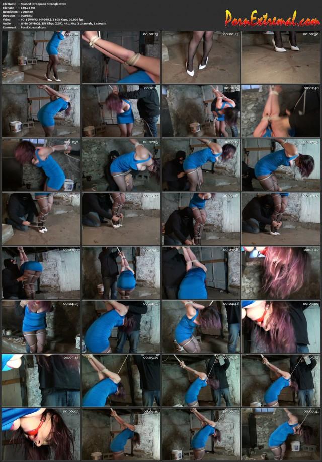 Noosed Strappado Strangle