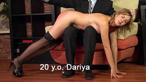 20 yo Dariya