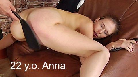 SpankingThem – 22 yo Anna