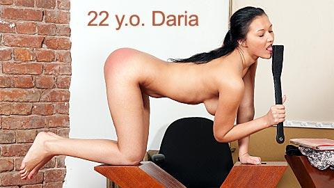 22 yo Daria