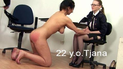 22 yo Tjana