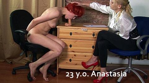 SpankingThem – 23 yo Anastasia