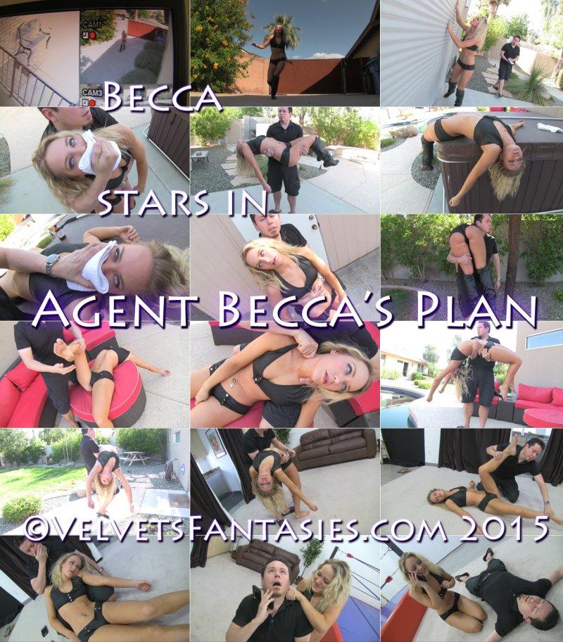 VelvetsFantasies - Agent Becca's Plan
