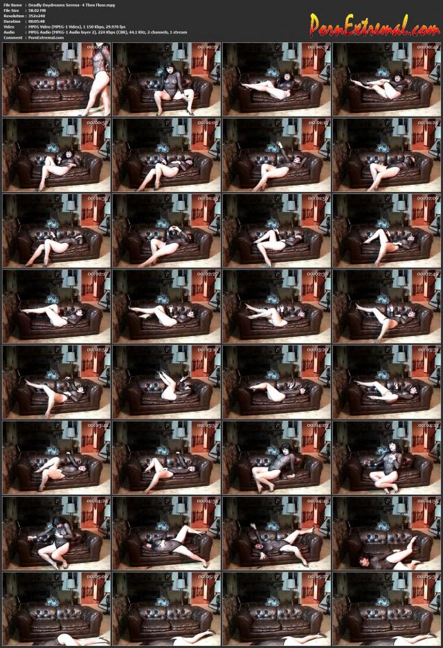 SlayMates – Deadly Daydreams Serena- 4 Then Floor
