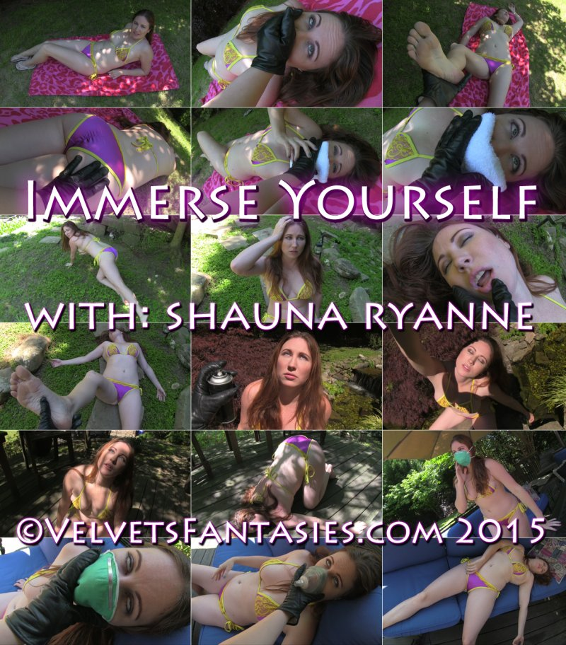 VelvetsFantasies - Immerse Yourself: with Shauna Ryanne