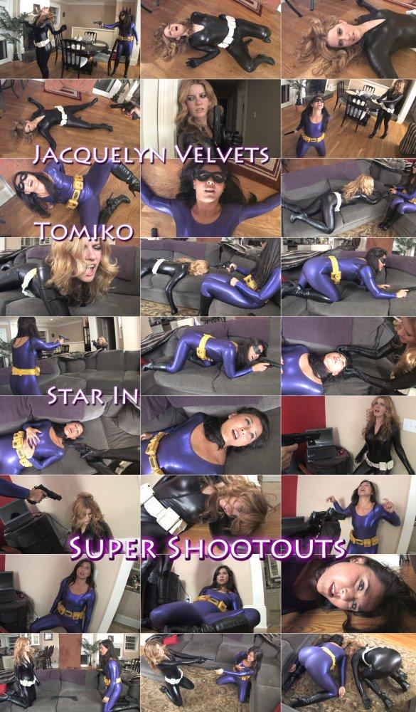 Super Shootouts screen