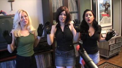 VelvetsFantasies – Toy Gun Fun