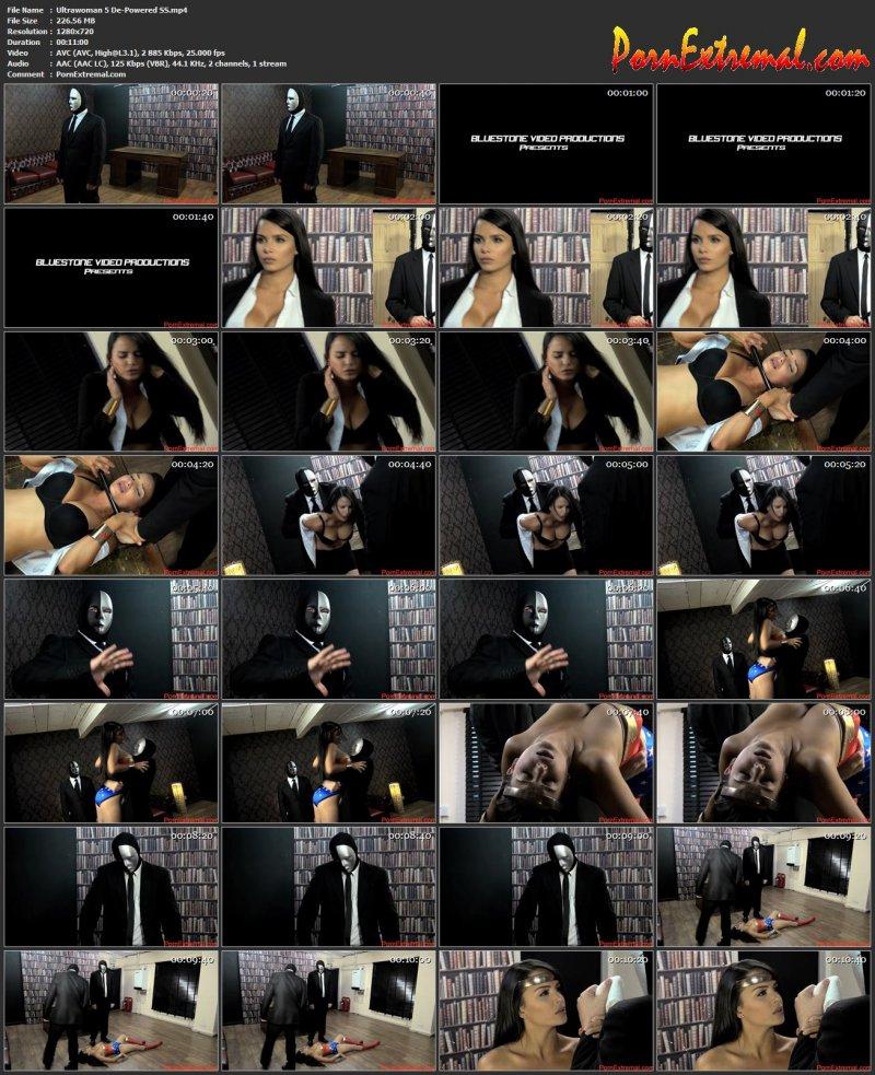 BlueStoneSilkVideos - V.V.(S.S)#40 - Ultrawoman 5: De-Powered