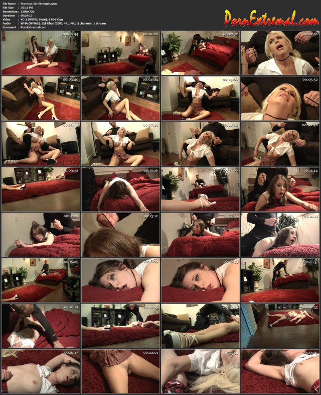 Peachy Keen Films – Deep South Productions – Stormys 1st Strangle