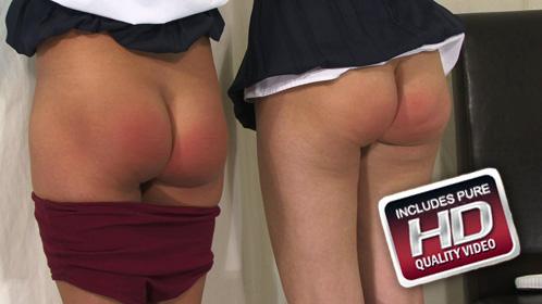 SlutSpanking – CANED AND SLIPPERED PREFECTS