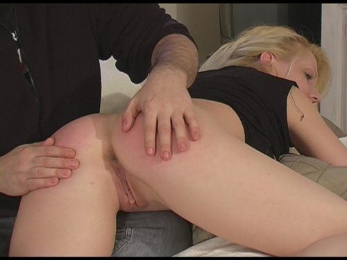 SlutSpanking – Laura Caught