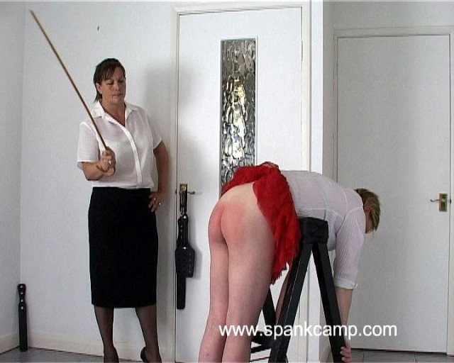 SpankCamp – A CANEABLE OFFENCE