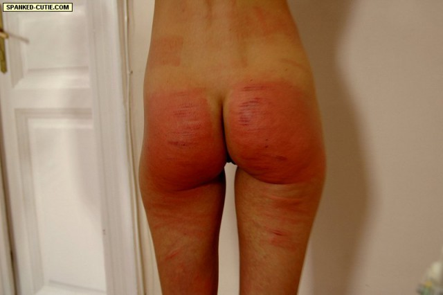 Spanked-Cutie – A SPECIAL SPORTS LESSON