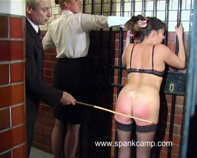 SpankCamp – I WANT TO GO HOME