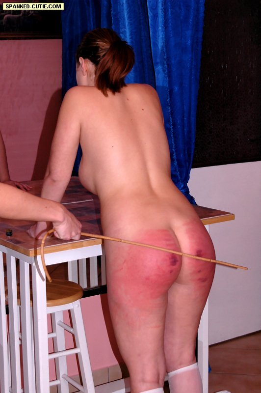 Spanked-Cutie – SMOKING IS FORBIDDEN