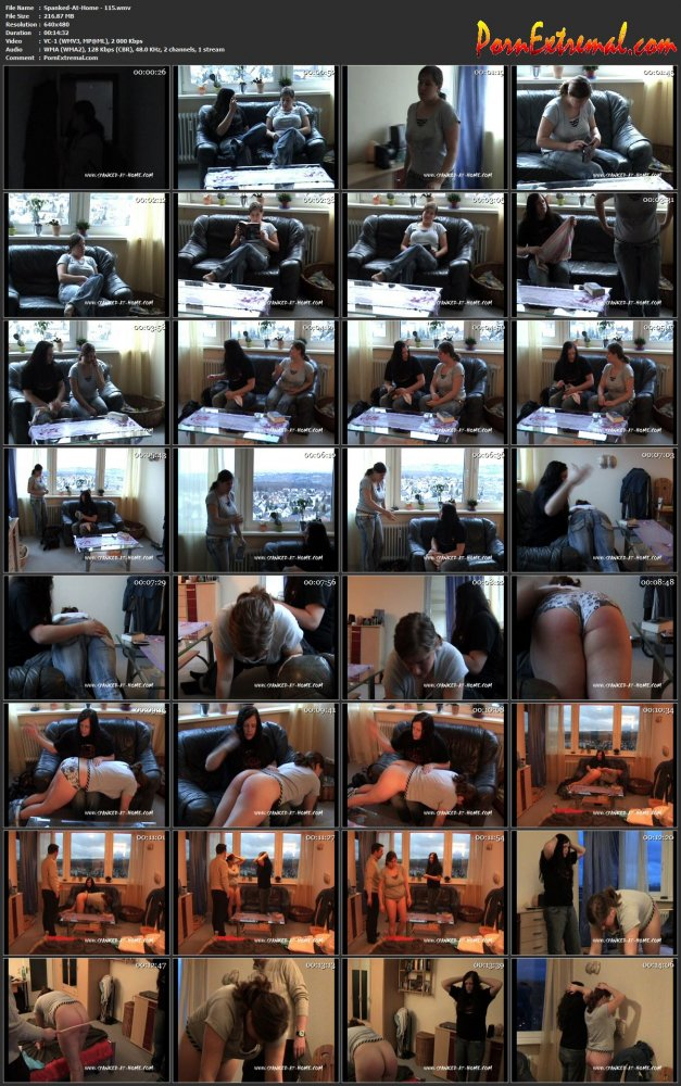 Spanked-At-Home - 115 screen