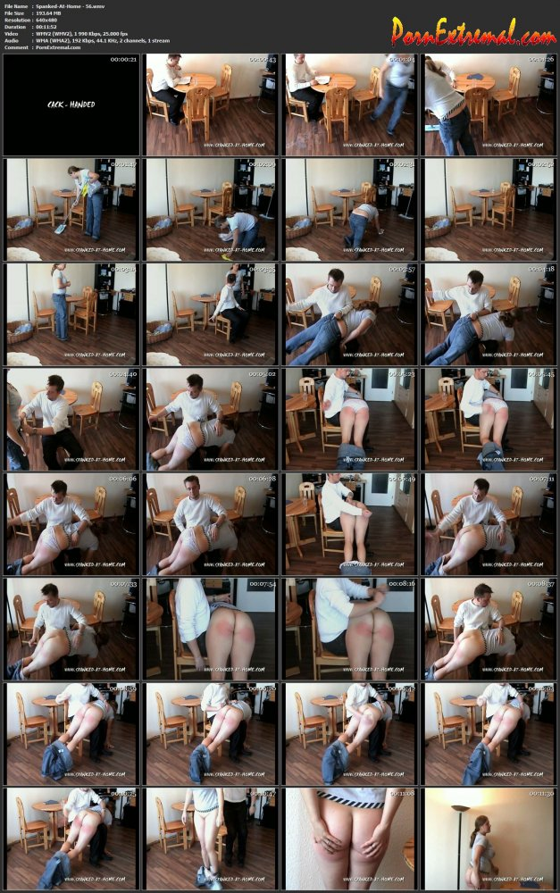 Spanked-At-Home - 56 screen