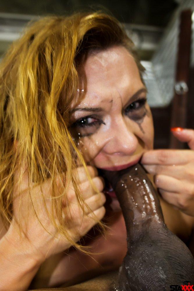 TheFaceFuckHour – Katja Kassin gets face fucked