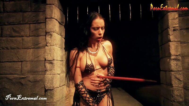 Warriors slaves woman amazon
