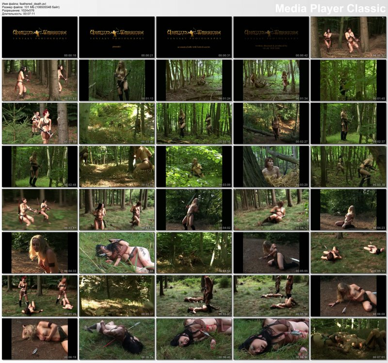 Amazon warriors adult clips porn pictures