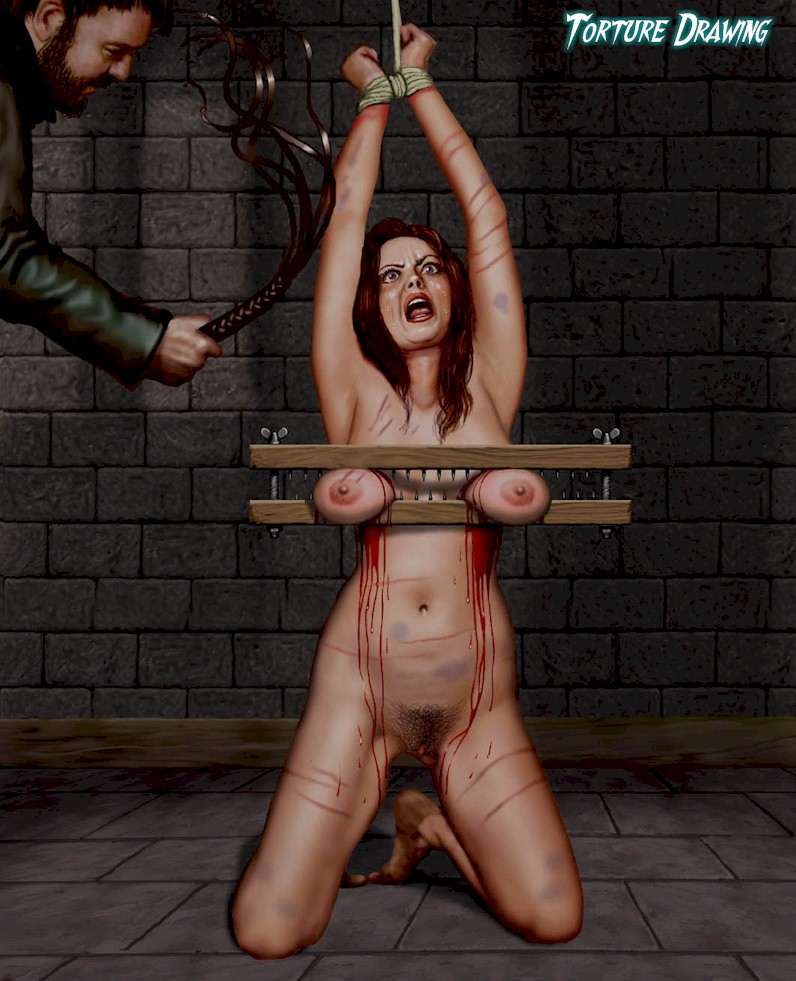 Bdsm torturing women to death