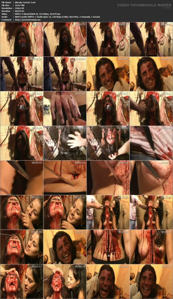 Sex blood torture hentia image