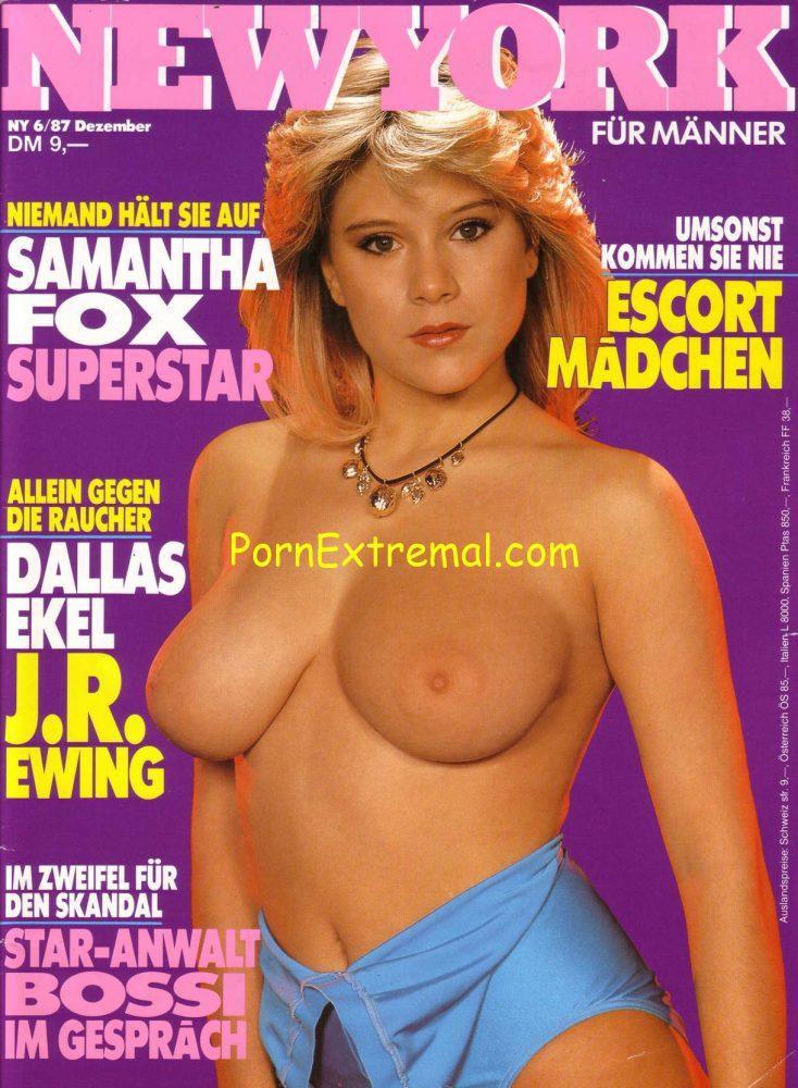 Саманта фокс в порно смотреть онлайн 1 фотография