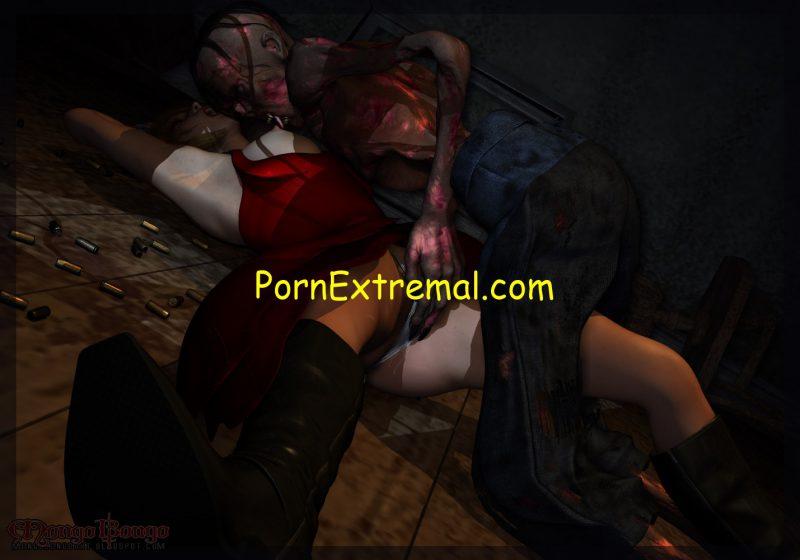 Смотреть порно пародию на обитель зла 6 фотография