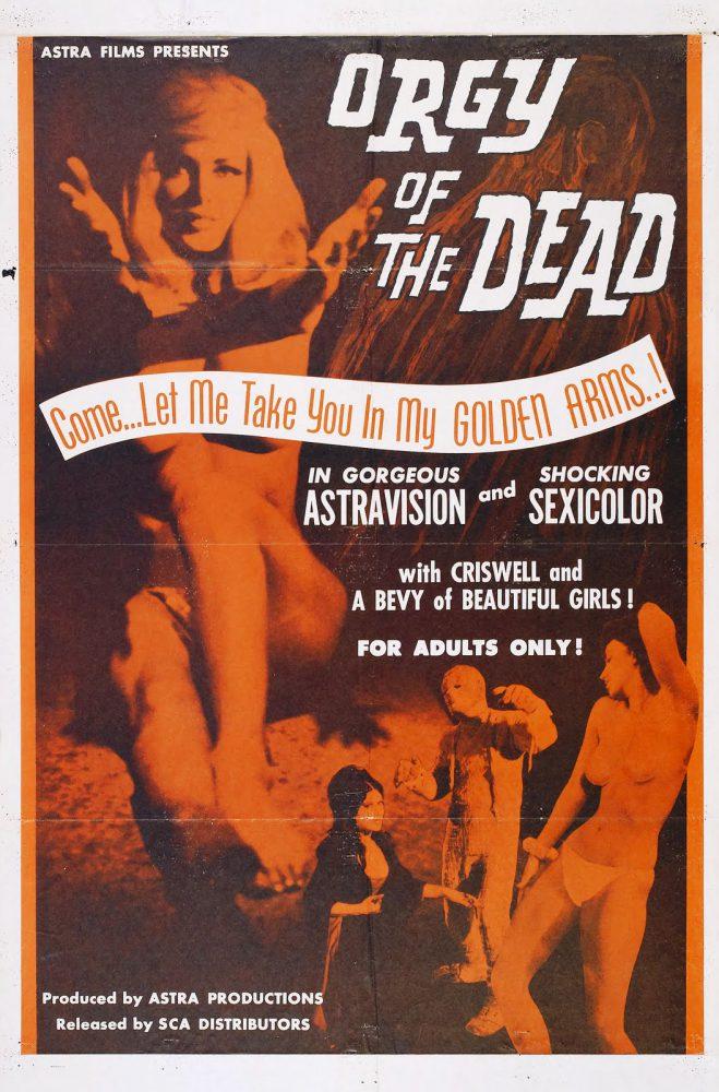 Orgy of the dead full movie