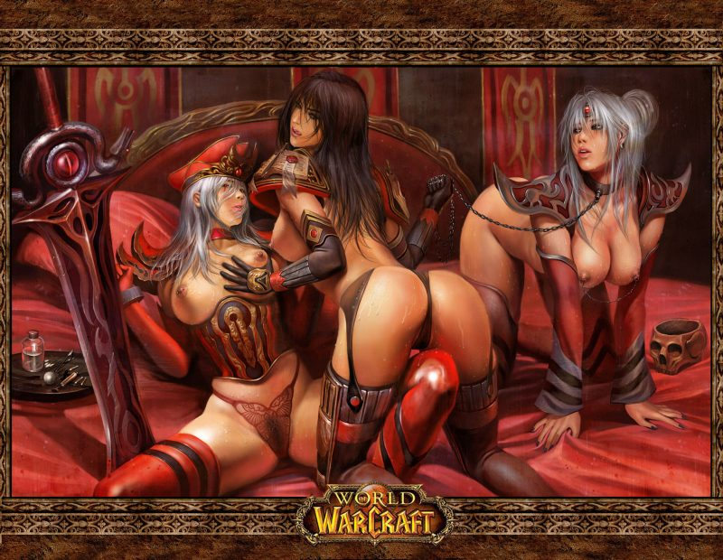 World of warcraft nude patches transparent xxx download