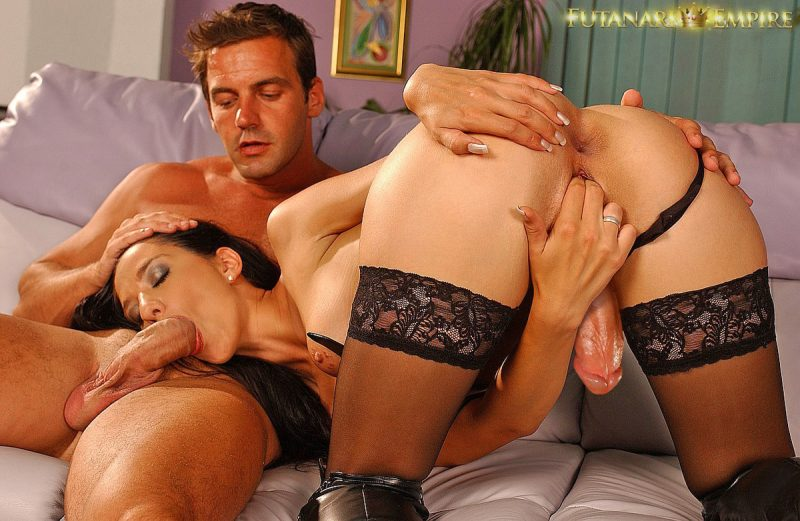 Sexy porn - futanari erotic daughters